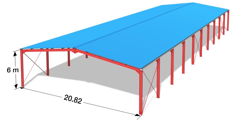 Entreprise construction hangars m talliques vente hangars m talliques entre - Prix batiment industriel en kit ...